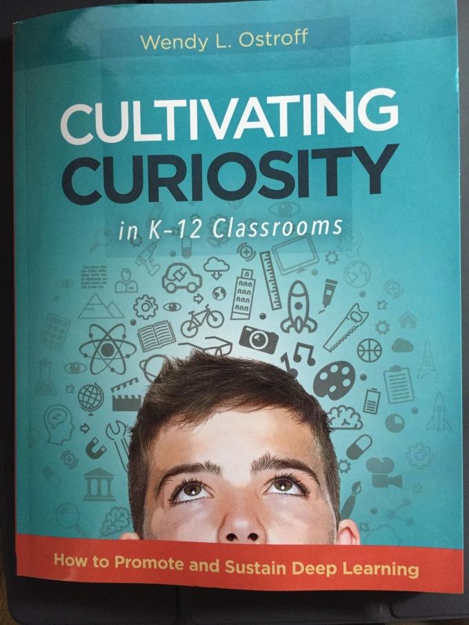 Cultivating Curiosity book - 1