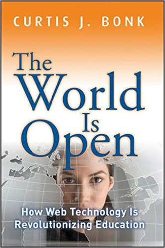 The World is Open book
