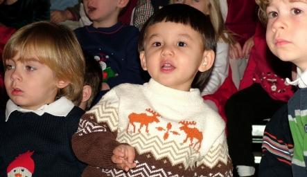 kids-singing-christmas-songs-1438089 Ned Horton
