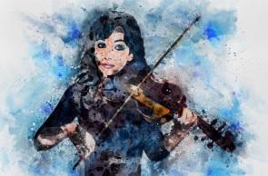 violin-3182455_1920_DekoArt-Gallery