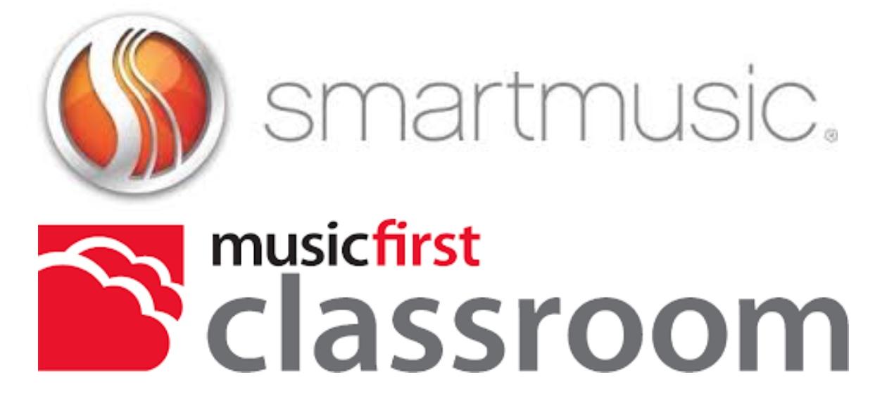 smartmusic and musicfirst