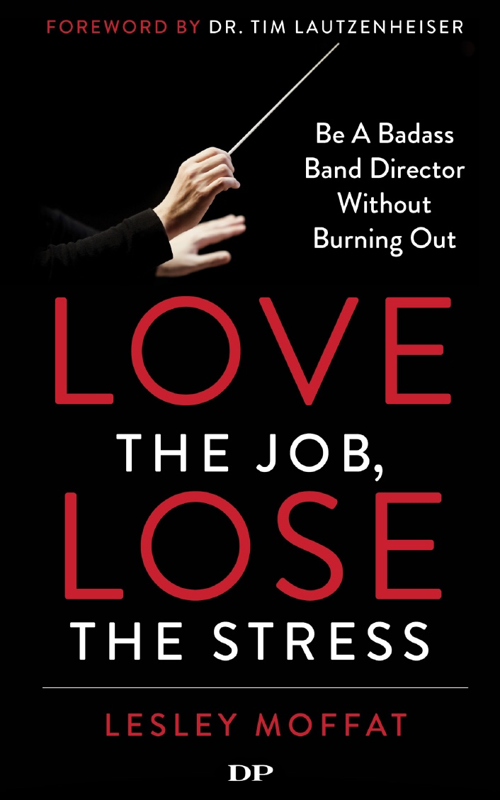 Love the Job, Loss the Stress