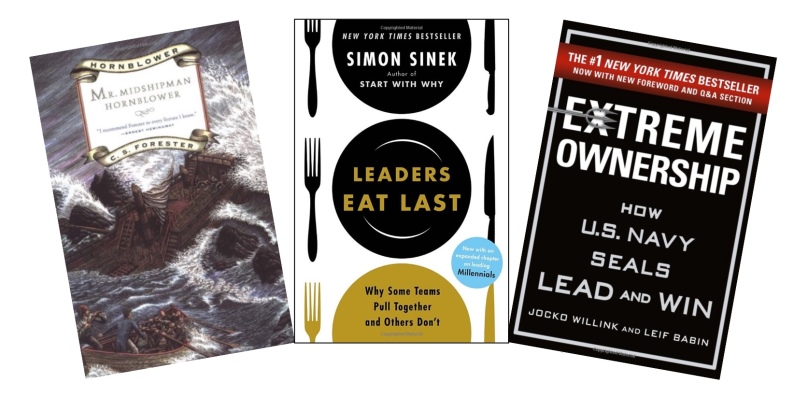 3 leadership books